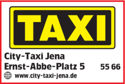 city taxi jena in jena 0364155. Black Bedroom Furniture Sets. Home Design Ideas