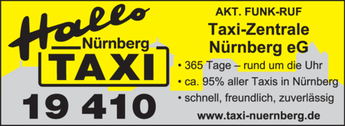 taxi akt funk ruf taxi zentrale in n rnberg 0911194. Black Bedroom Furniture Sets. Home Design Ideas