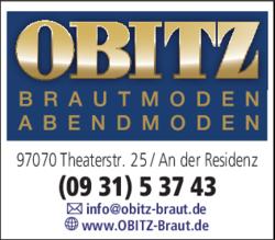 Obitz Braut Und Abendmoden Martina Mahlo Gmbh In Wurzburg Altstadt