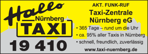 taxi akt funk ruf taxi zentrale in n rnberg marienberg. Black Bedroom Furniture Sets. Home Design Ideas