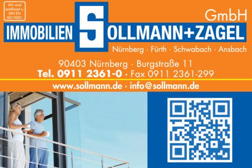 Anzeige Immobilien Sollmann + Zagel GmbH