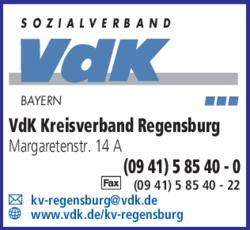 Vdk Kreisverband Regensburg In Regensburg Innenstadt Im Das