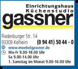 Möbel Gassner In Kelheim Im Das Telefonbuch Finden Tel 09441