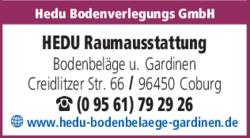 Hedu Gmbh In Coburg Creidlitz Im Das Telefonbuch Finden Tel
