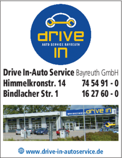 drive in auto service bayreuth gmbh in bayreuth. Black Bedroom Furniture Sets. Home Design Ideas