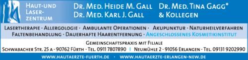Gall Heide Dr Med In Erlangen Stadtrandsiedlung Im Das