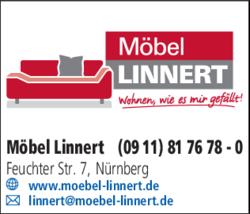 Anzeige Möbel Linnert