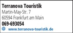 Anzeige Terranova Reisen