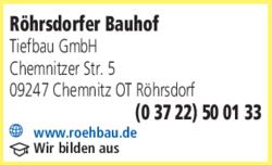 09247 Chemnitz Ot Röhrsdorf röhrsdorfer bauhof tiefbau gmbh in chemnitz röhrsdorf im das