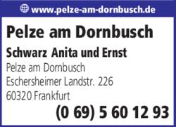 Anzeige Pelze Am Dornbusch