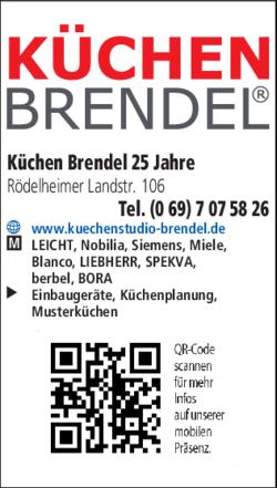 Anzeige Küchen Brendel