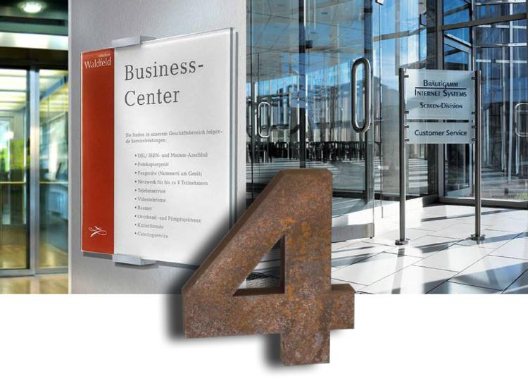Anzeige Profil Stempel + Schilder GmbH