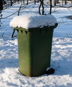 Abfall, Mülltonne, Mülltrennung