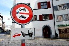 Abschleppdienst, Fahrzeuge, Parkverbot