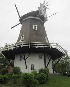 Windmühle Achim, Sehenswürdikeiten Achim