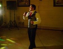 Partyveranstalter, Moderator, Sänger