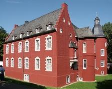 Sehenswürdigkeiten Alsdorf, Burg Alsdorf