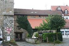 Altdorf Stadtmauer, historisches Altdorf