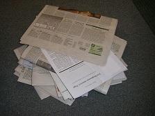 Altpapier, Papier, Umweltschutz