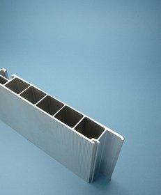 Aluminium, Metall, Silbrig