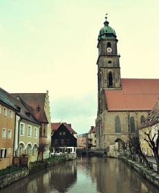 Pfarrkirche, Amberg, Basilika