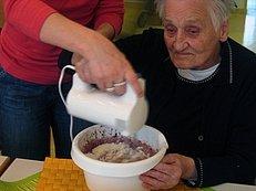 Mobilität, Haushalt, Alterspflege