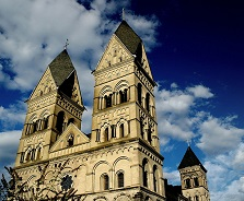 Sightseeing Andernach, Kirche Andernach