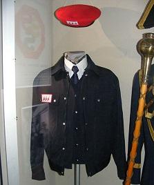 Arbeitskleidung, Uniform