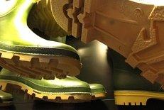 Gummistiefel, Arbeitsschuhe, Schuhe