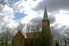 Kirche Aschersleben, Schackstedt Aschersleben