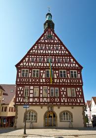 Backnang, historisch, Altstadt,