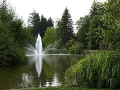 Sehenswürdigkeiten Bad Wörishofen, Kurpark Bad Wörishofen