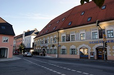 Marienplatz Bad Aibling, Zentrum Bad Aibling