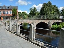 Bad Bramstedt Bleeker Brücke, Bad Bramstedt Sehenswürdigkeiten