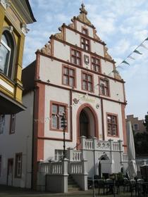 Rathaus, Fachwerkhäuser, Sehenswürdigkeiten