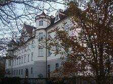 Bad Waldsee Sehenswürdigkeiten, Schloss Bad Waldsee