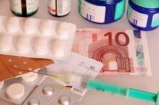 Medikamente, Euro, Spritze