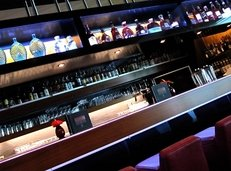 Bar, Getränk, Gläser, Alkohol, Tresen