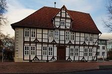 Barsinghausen Sehenswürdigkeiten, Rathaus  Barsinghausen