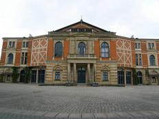 Richard-Wagner-Festspielhaus, Bayreuth, Theater, Festspiele