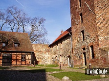 Sehenswürdigkeiten Beeskow, Burg Beeskow