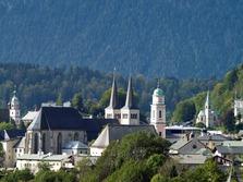 Berchtesgarden, Kirchen, Watzmann, Oberbayern
