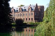 Schloss Pfaffendorf Bergheim Erft, Infozentrum, Führungen, Braunkohletagebau