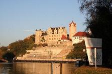 Bernburg Sehenswürdigkeiten, Schloss Bernburg