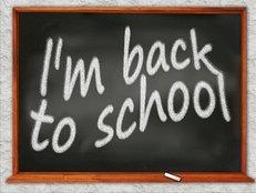 Schule, berufliche Weiterbildung, Erwachsene