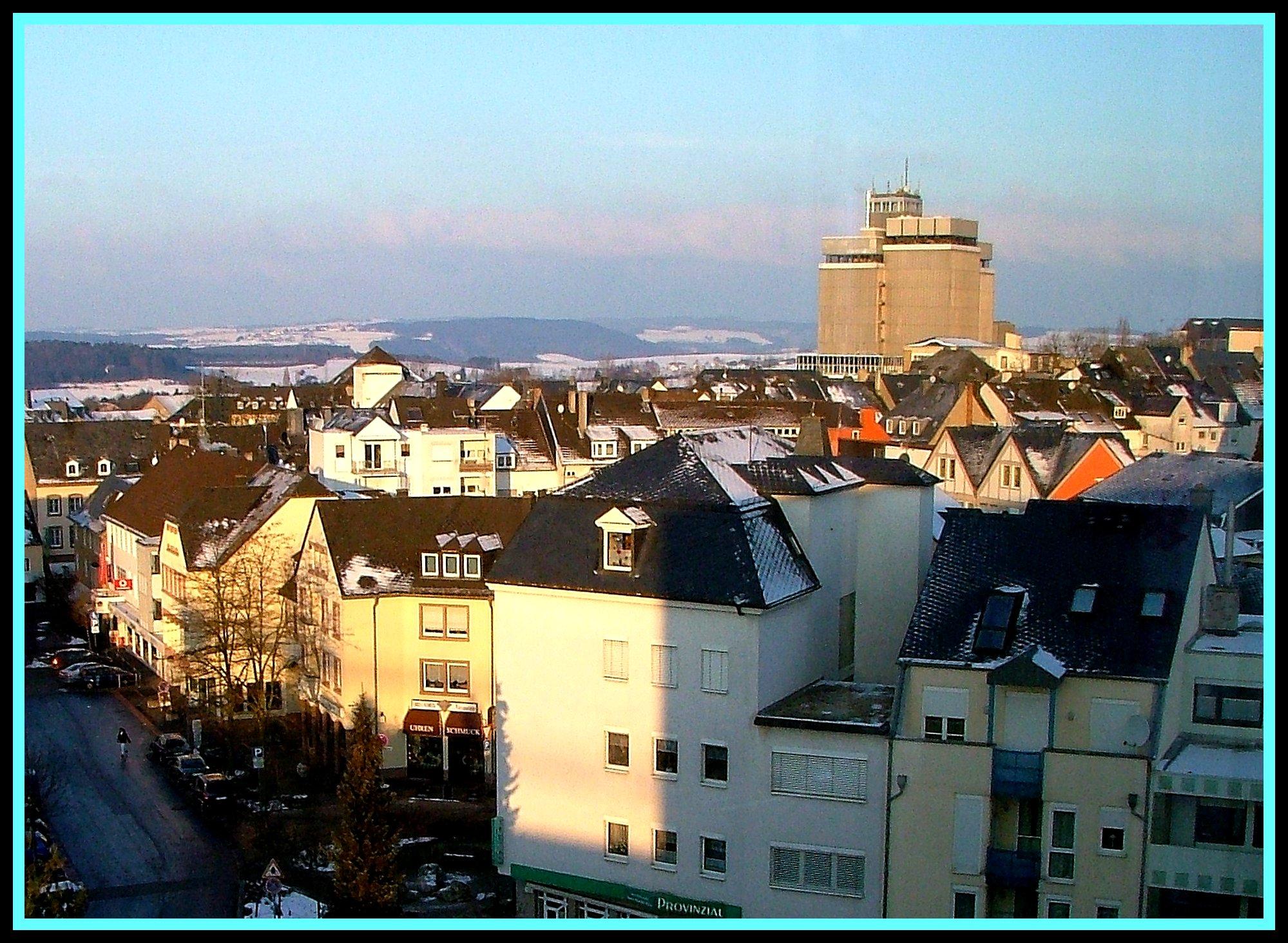 Sehenswürdigkeiten Bitburg, Altstadt Bitburg, Brauerei