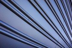 Blech, Fassaden, Metall
