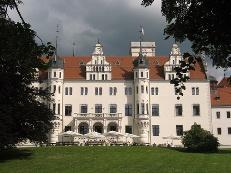 Herrenhaus, Schloss Boitzenburg, Brandenburg