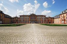 Barockstil, Residenzschloss, Wasserbrunnen, Fürstbischöfe