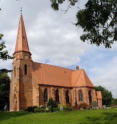 Dorfkirche, Buchholz